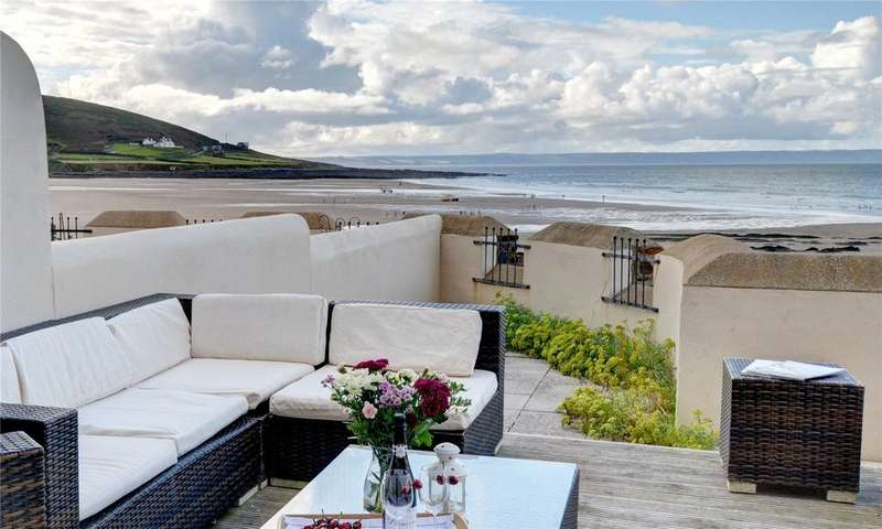 2 Bedrooms End Of Terrace House for sale in Out of the Blue, Moor Lane, Croyde, Braunton, EX33