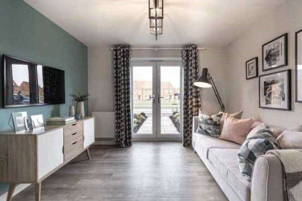 2 Bedrooms Apartment Flat for sale in Deardon Way, Shinfield, Reading