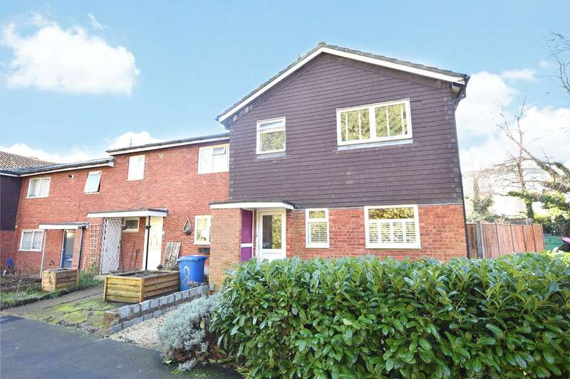 3 Bedrooms End Of Terrace House for sale in Barn Close, Bracknell, Berkshire, RG12