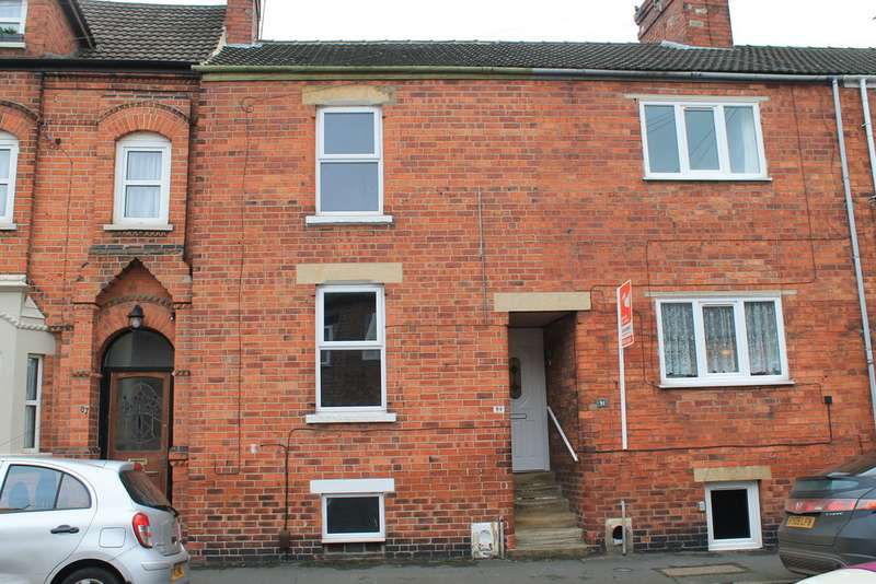 2 Bedrooms Terraced House for sale in Dudley Road, Grantham NG31