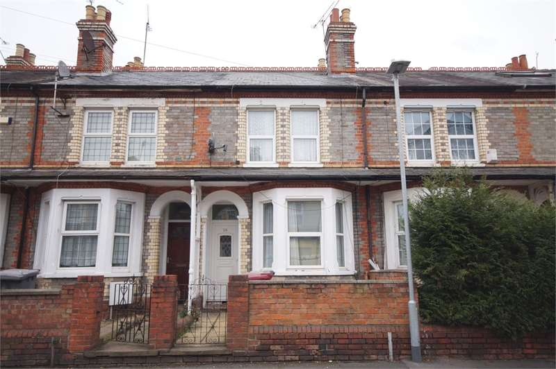 3 Bedrooms Terraced House for sale in Cholmeley Road, READING, Berkshire