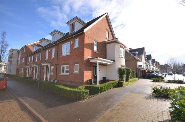 4 Bedrooms End Of Terrace House for sale in Kingfisher Drive, Maidenhead, Berkshire
