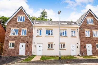 3 Bedrooms Terraced House for sale in Rhyd Y Byll, Rhewl, Ruthin, Denbighshire, LL15
