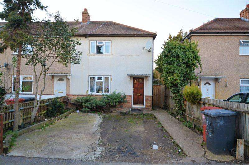 3 Bedrooms Terraced House for sale in Mead Avenue Langley Slough