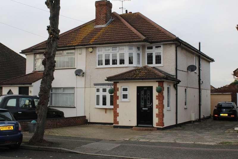 4 Bedrooms Semi Detached House for sale in Benhurst Avenue, Elm Park