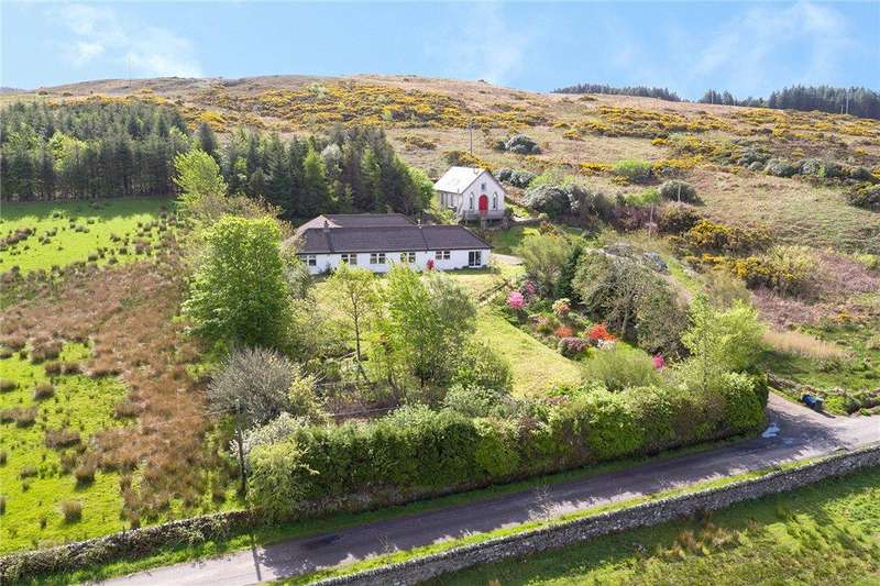 4 Bedrooms Detached Bungalow for sale in The Newlands, Kilfinan, Tighnabruaich, Argyll and Bute