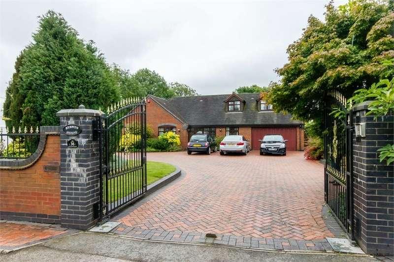 4 Bedrooms Detached Bungalow for sale in 36 Long Lane, Essington, WOLVERHAMPTON, Staffordshire