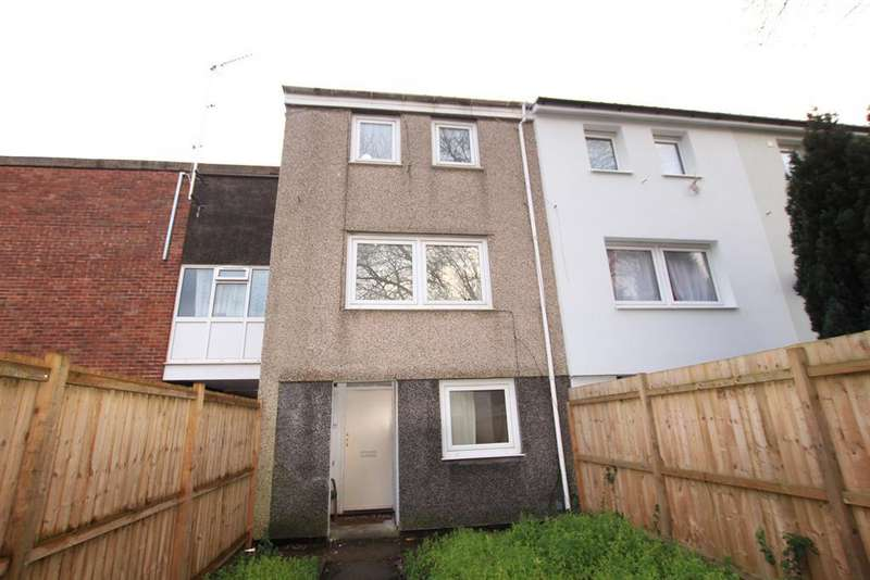 3 Bedrooms Terraced House for sale in Hassell Drive, Bristol, BS2 0AH