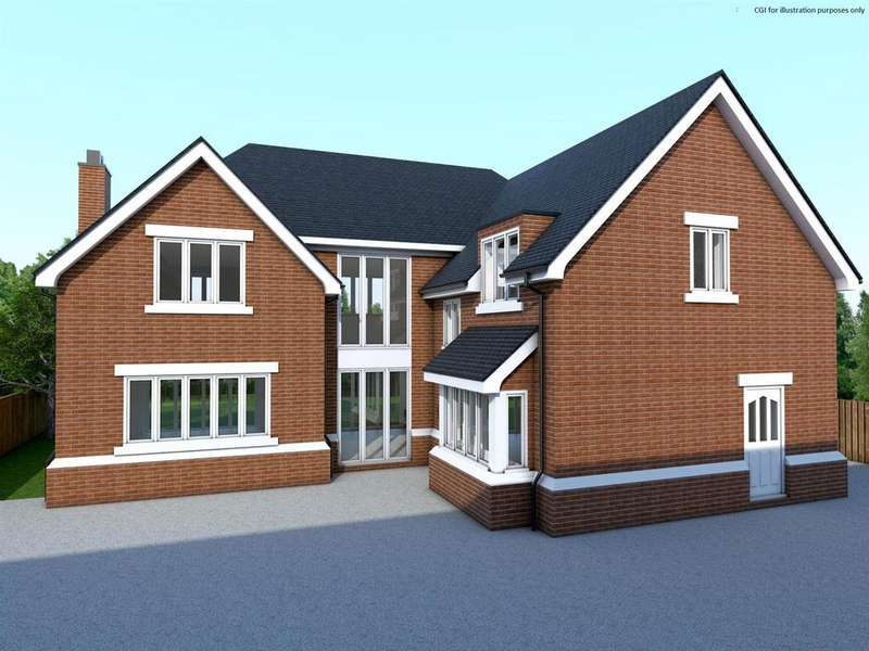 4 Bedrooms Detached House for sale in Hill View, Newport Pagnell