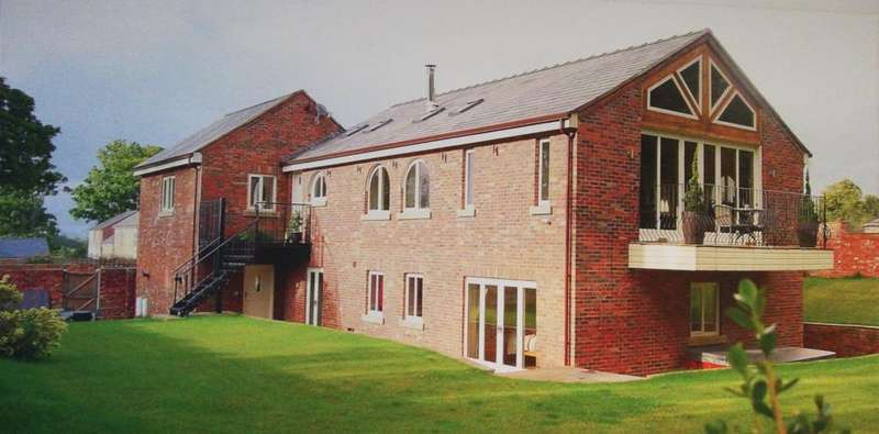 4 Bedrooms Barn Conversion Character Property for sale in The Crossing, 49 Towers Road, Poynton