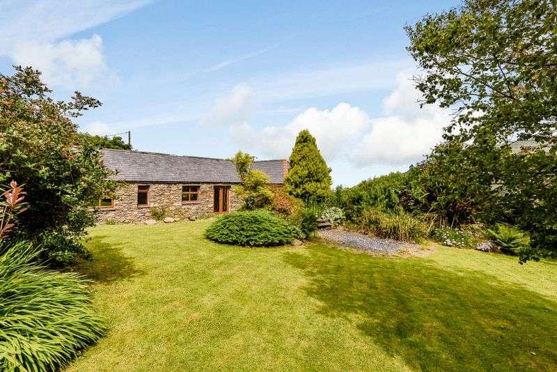 5 Bedrooms Property for sale in Llanaelhaearn, Caernarfon LL54