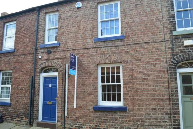 3 Bedrooms Terraced House for sale in Magdalene Street, Durham, DH1