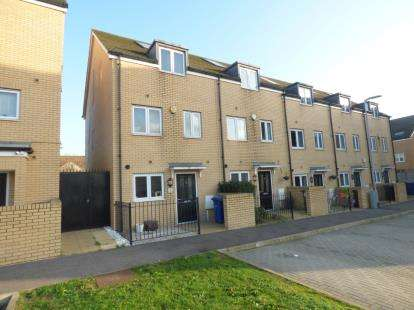 3 Bedrooms End Of Terrace House for sale in West Thurrock, Grays, Essex