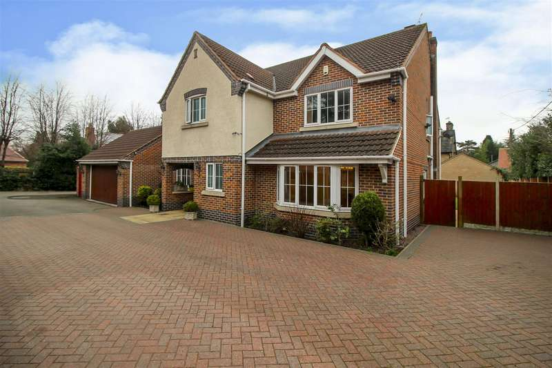 5 Bedrooms Detached House for sale in Elwin Drive, Bramcote, Nottingham
