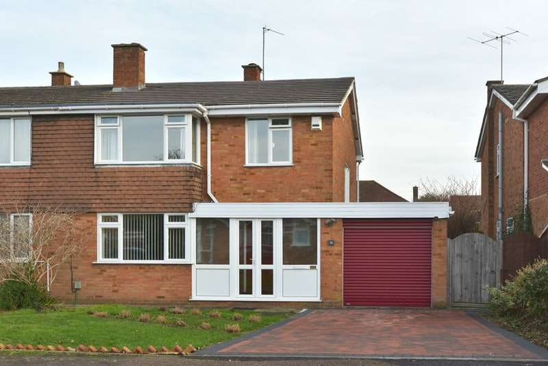 3 Bedrooms Semi Detached House for sale in Princes Road, Bedford, Bedfordshire, MK43
