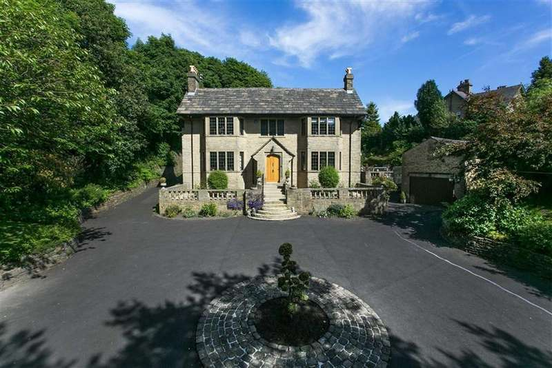 4 Bedrooms Detached House for sale in Higher Reedley Road, Brierfield, Lancashire