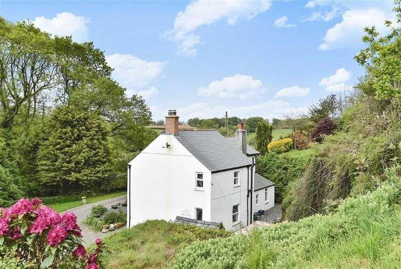 4 Bedrooms Detached House for sale in Lamerton, Tavistock, Devon