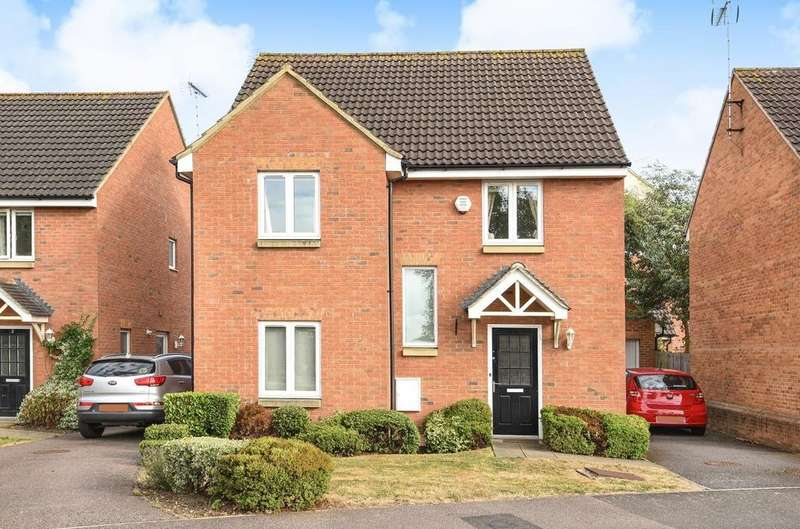4 Bedrooms Detached House for sale in Shakespeare Drive, Borehamwood