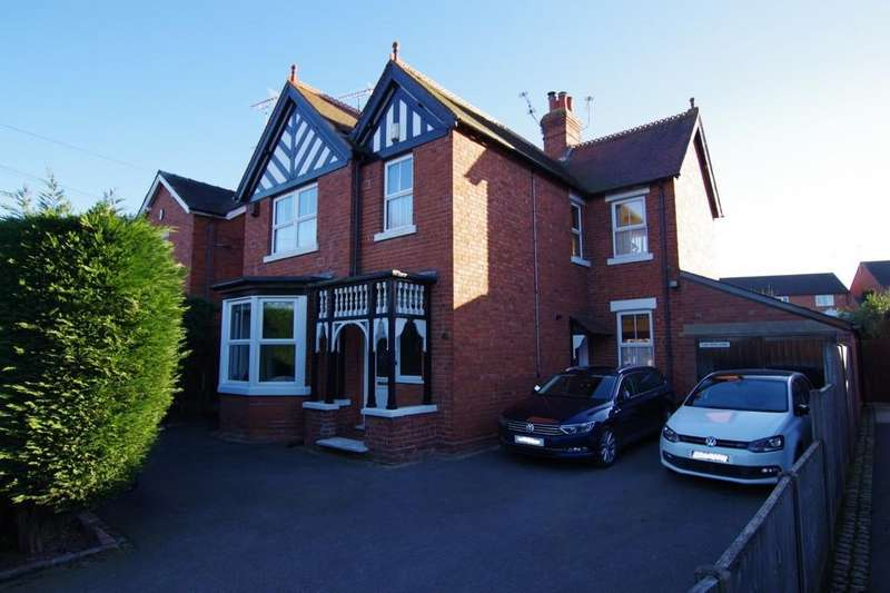 4 Bedrooms Detached House for sale in New Road, Uttoxeter