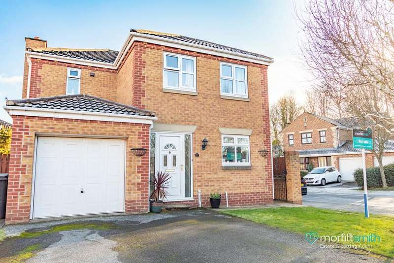 4 Bedrooms Detached House for sale in Periwood Avenue, Millhouses, S8 0HY - Immaculate Throughout