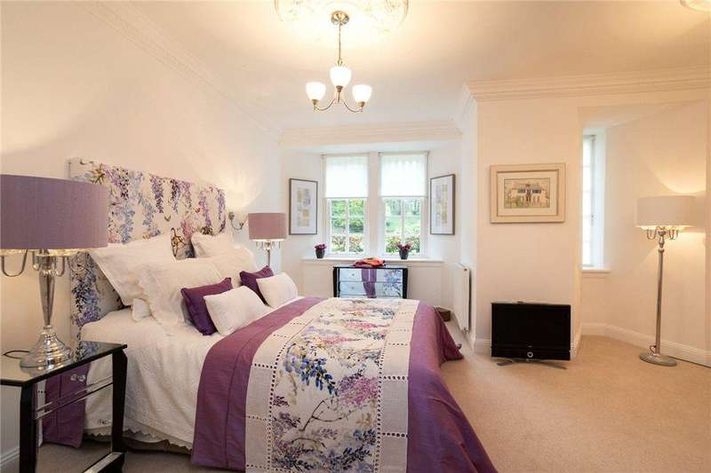 2 Bedrooms Apartment Flat for sale in Apartment 1, Dunlop Manor, Dunlop, Ayrshire