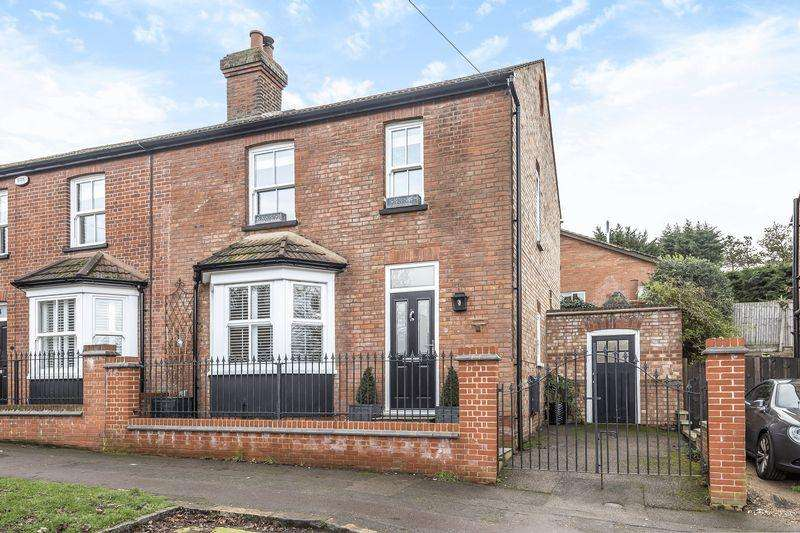 3 Bedrooms Semi Detached House for sale in Woburn Street, Ampthill