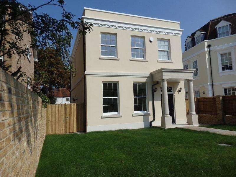 3 Bedrooms Detached House for sale in Downside, Epsom