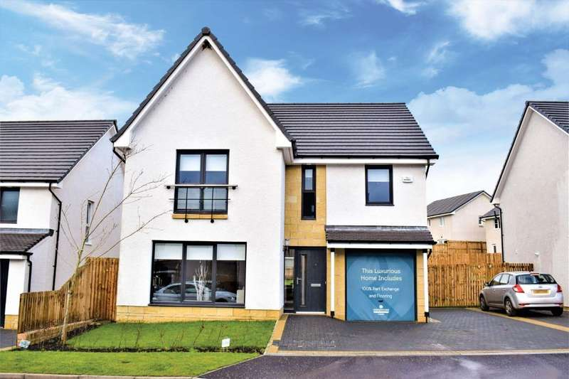 4 Bedrooms Detached House for sale in Colinhill Grange, Strathaven, South Lanarkshire, ML10 6XJ