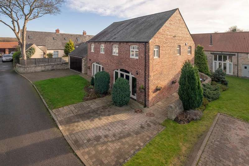 4 Bedrooms House for sale in The Hayloft, Hallgarth Manor Farm, High Pittington, Durham