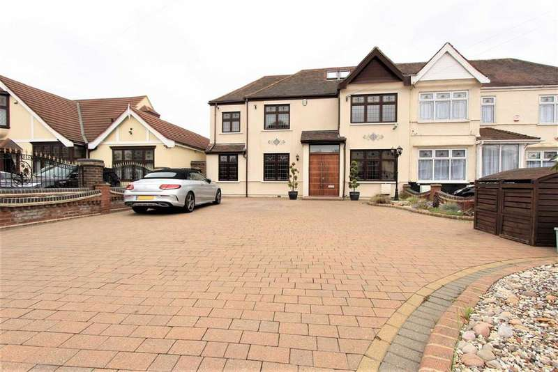 7 Bedrooms Semi Detached House for sale in Water Lane, Seven Kings, Essex, IG3