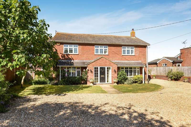 5 Bedrooms Detached House for sale in Brambles, Grendon Underwood, HP18