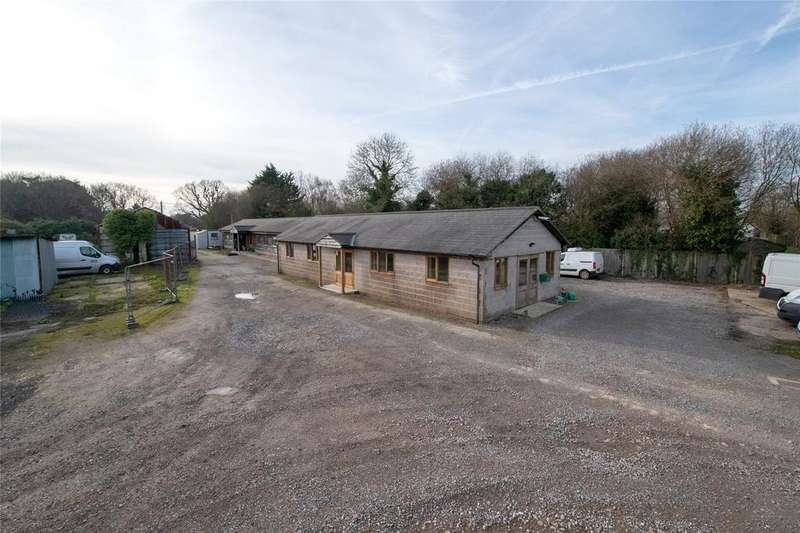 Barn Conversion Character Property for sale in Soberton, Hampshire, SO32