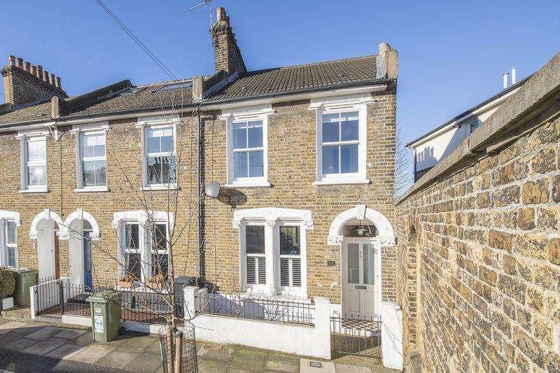3 Bedrooms End Of Terrace House for sale in Kneller Road, Brockley SE4
