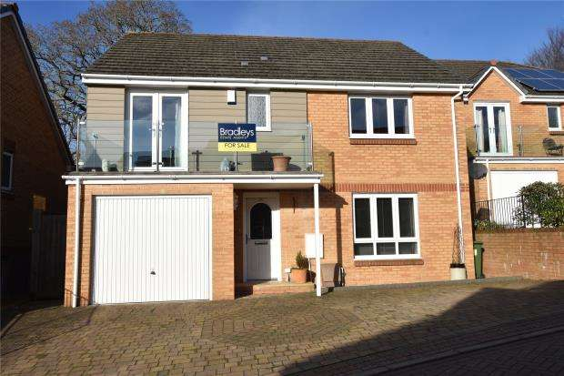 4 Bedrooms Detached House for sale in Drake Avenue, Teignmouth, Devon