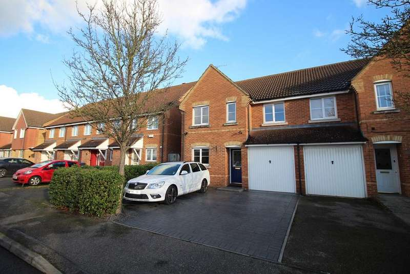 4 Bedrooms Semi Detached House for sale in Daisy Drive, Hatfield, AL10
