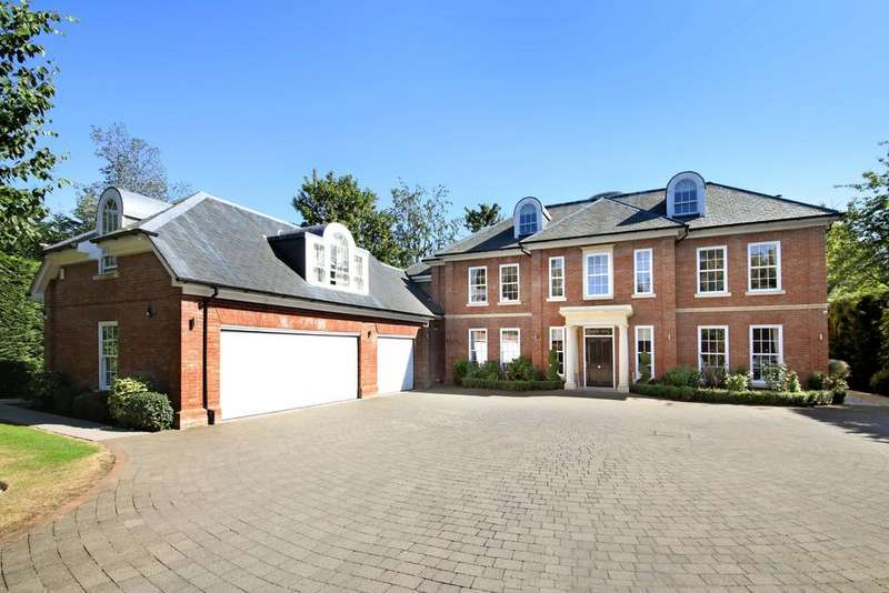 7 Bedrooms Detached House for sale in Nuns Walk, Wentworth Estate