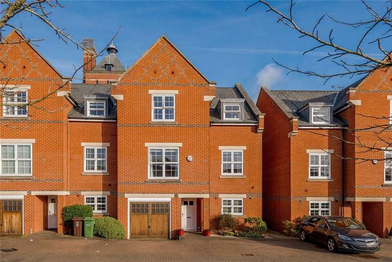 5 Bedrooms Terraced House for sale in Beningfield Drive, Napsbury Park, St. Albans, Hertfordshire