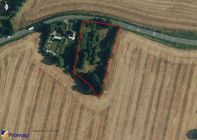 Land Commercial for sale in Vicarage Road, Chelmsford, Essex, CM1 4NB