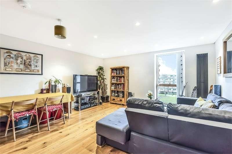 1 Bedroom Flat for sale in Bermondsey Square, London, SE1