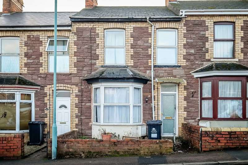 3 Bedrooms Terraced House for sale in Mount Pleasant, Lydney