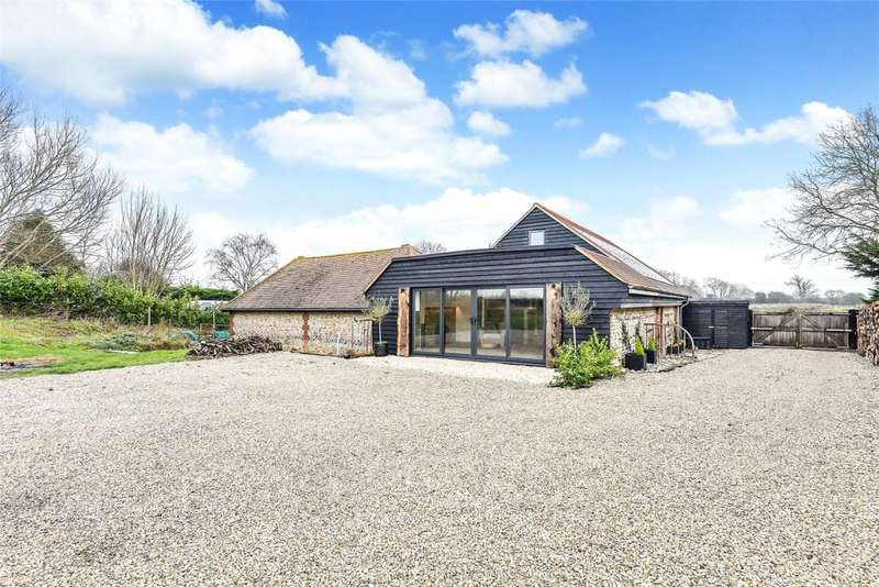 5 Bedrooms Detached House for sale in Fisher Lane, South Mundham, Chichester, West Sussex, PO20