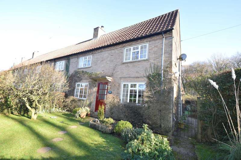 3 Bedrooms End Of Terrace House for sale in Foresters Cottages, Christmas Common
