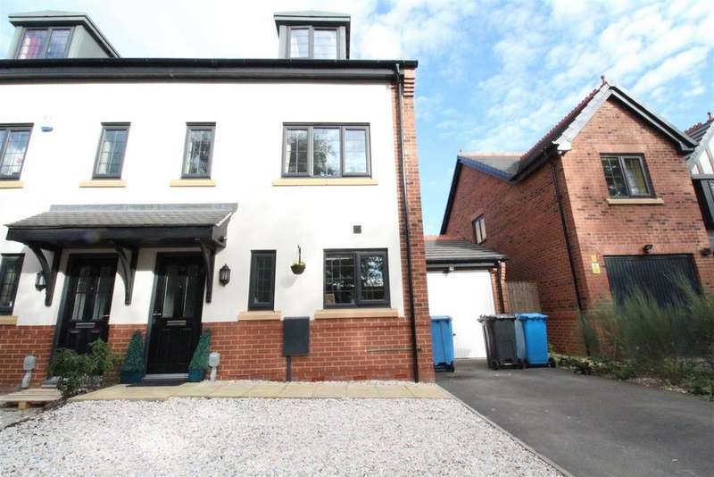 3 Bedrooms Semi Detached House for sale in College Gardens, Hull