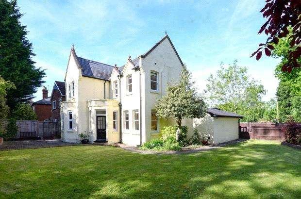 4 Bedrooms Detached House for sale in Weydown Lane, Guildford, Surrey, GU2