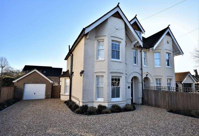 6 Bedrooms Property for sale in Ridgway Road, Farnham