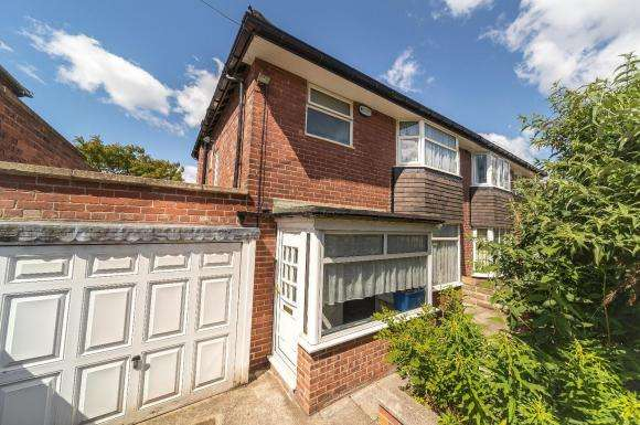 3 Bedrooms Detached House for sale in Holdings Road, Norfolk Park, Sheffield S2