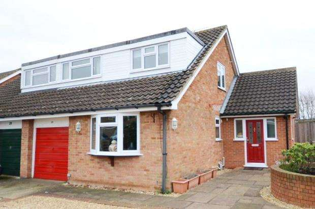 3 Bedrooms Semi Detached House for sale in Seymour Avenue, Shinfield, Reading