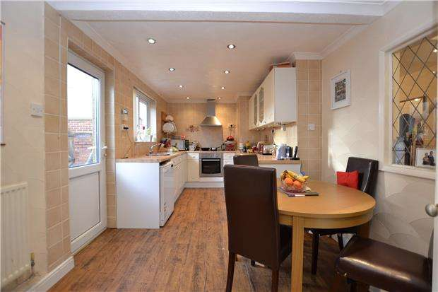 3 Bedrooms Detached House for sale in Twenty Acres Road, Brentry, Bristol, BS10 6PL