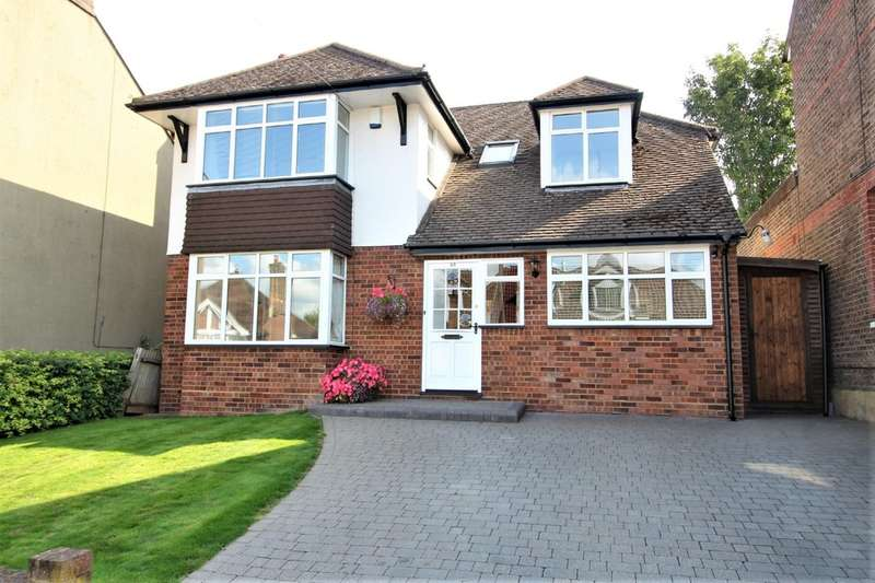 4 Bedrooms Detached House for sale in Old Town, Hemel Hempstead