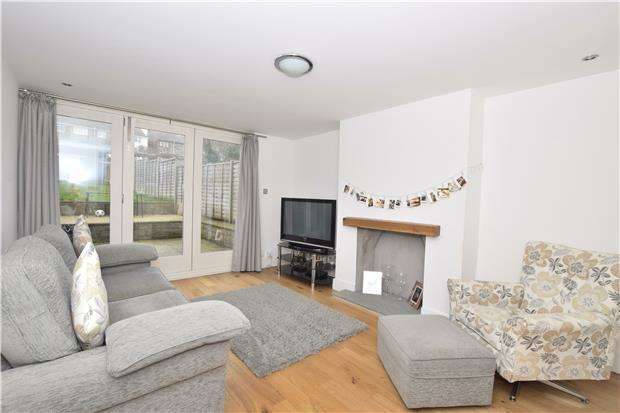 2 Bedrooms Terraced House for sale in St. Aidans Road, St. George, BS5 8RP